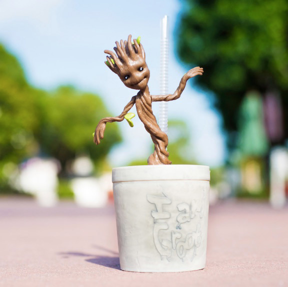 Epcot Groot Cup