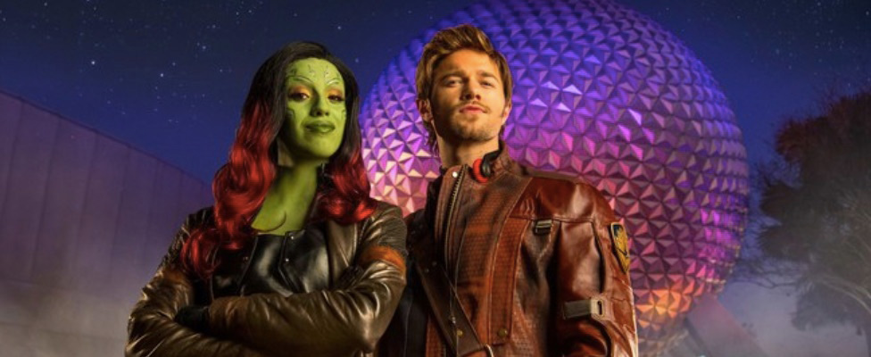 Guardians of the Galaxy - Awesome Live Mix